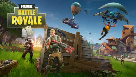Gamer Stipendium – Fortnite Battle Royale