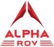 ALPHA Red ROV Logo