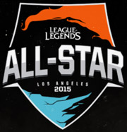 All Star 2015 League of Legends logo