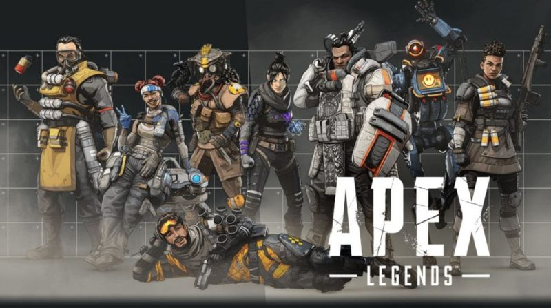 Apex - Legends Helden