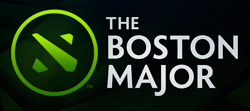 Dota 2 Boston Major Logo