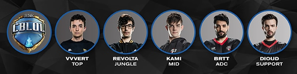 CBLOL All Star Players