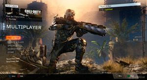Call of Duty Gameplay Screenshot