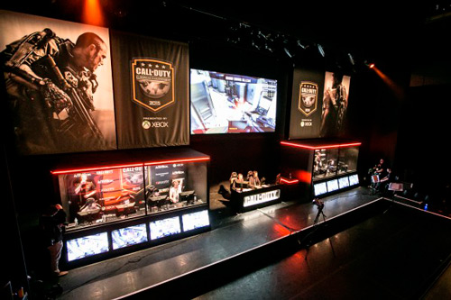 Call of Duty World League Tournament