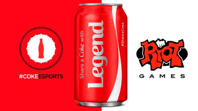 Coke eSports - League of Legends
