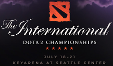 Dota 2 The International 2014