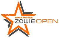 DreamHack Bucharest 2016 - Zowie Open Logo