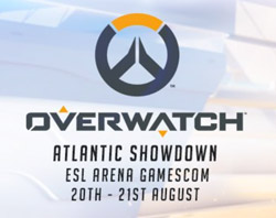 ESL 2016 Overwatch Atlantic Showdown