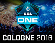 ESL One Cologne 2016 CSGO Turnier
