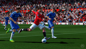 FIFA Gameplay Screenshot