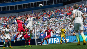 FIFA Gameplay Screenshot 2
