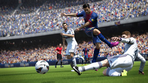FIFA Gameplay Screenshot 3