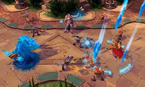 Heroes of the Storm Gameplay Screenshot