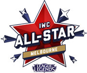ICW All Star 2015 Logo