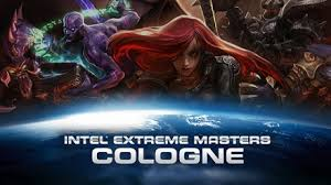 Logo des Intel Extreme Masters League of Legends Turniers in Köln 2013
