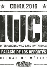 IWCI International Wildcard Invitational 2016 Logo