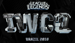 IWCQ 2016 International Wildcard Turnier Logo