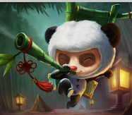 LoL Champion Teemo