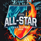 LoL All Star 2016 Team Ice Fire Logo