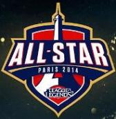 League of Legends All-Stars 2014 Logo