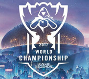 LoL WM 2017 Logo