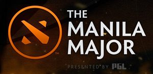 Manila Major 2016 Turnier Dota 2 Logo