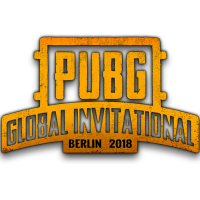 PUBG Global Invitational Berlin 2018 Tournament Logo