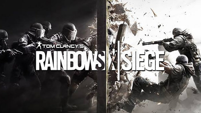 Rainbow 6 - R6 Page Banner