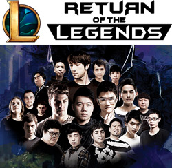 Helden des Return of the Legends