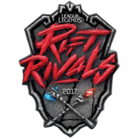 League of Legends Rift Rivals 2017 Logo