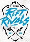 EU vs. NA LoL Rift Rivals 2017 Logo