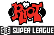 Riot Games Super League - Logo