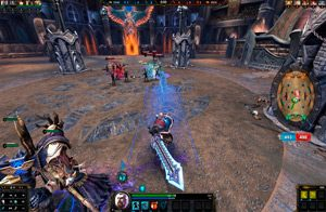 Smite Gameplay 3 Screenshot