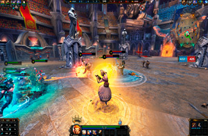 Smite Gameplay 2 Screenshot