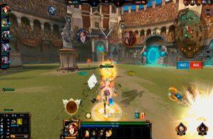 Smite Gameplay Screenshot