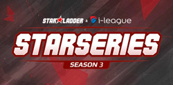 StarLadder i-League CSGO StarSeries Season 3 Logo