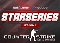 StarLdder i-League StarSeries Season 2 CSGO Turnier - Logo