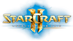 Starcraft II Legacy of the Void Logo