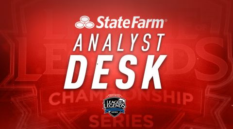State Farm Analyst Desk- NA LCS 2018
