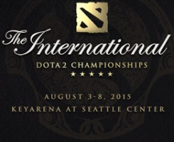 TI5 - Dota 2 The International 2015 - Logo