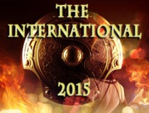 TI5 - The International 2015 - Logo