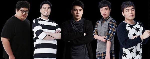 Team GPL Return of the Legends 2017
