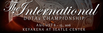 The International 2016 (TI6) Logo
