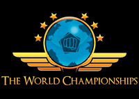 The World Championship 2016 - CSGO Turnier Logo