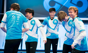 WM Qualifikant NA LCS Summer Split 2016 Cloud9