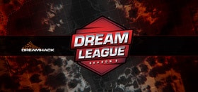 Dota 2 - DreamLeague Season 8 - 2017 Logo