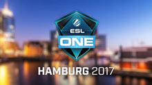 Dota 2 - ESL One Hamburg 2017 Logo