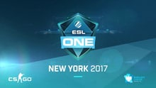 CS:GO ESL One New York 2017 Logo