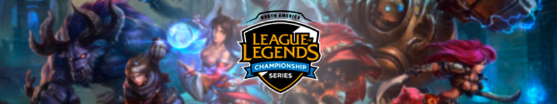 League of Legends LCS Esport Wetten