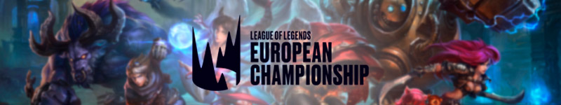 League of Legends LEC Esport Wetten